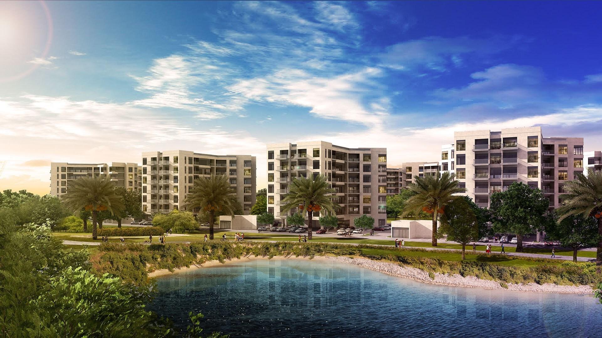 property handover dubai south